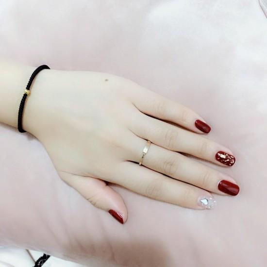 Луксозни изкуствени нокти за маникюр за изящни и стилни дами - модел NK020