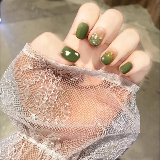 Луксозни изкуствени нокти за маникюр за изящни и стилни дами - модел NK027