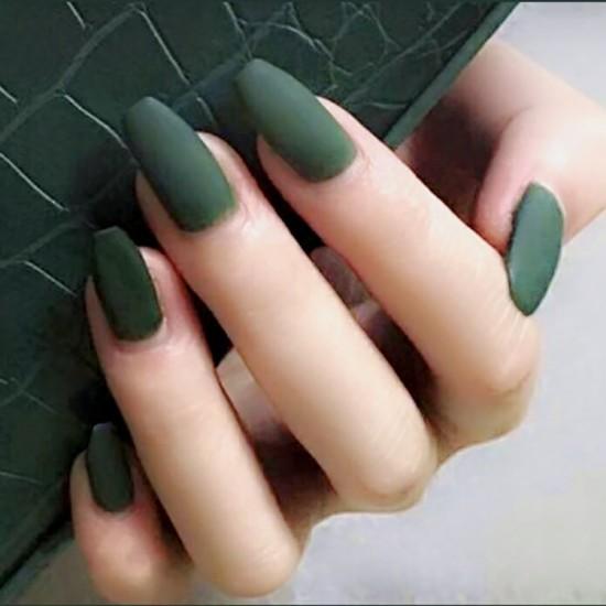 Луксозни изкуствени нокти за маникюр за изящни и стилни дами - модел NK003