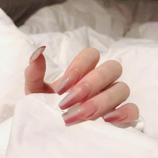 Луксозни изкуствени нокти за маникюр за изящни и стилни дами - модел NK037