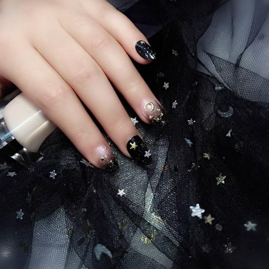 Луксозни изкуствени нокти за маникюр за изящни и стилни дами - модел NK007