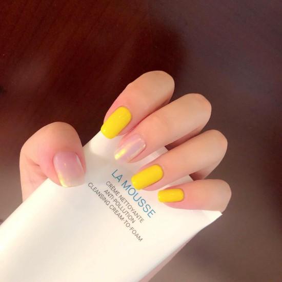 Луксозни изкуствени нокти за маникюр за изящни и стилни дами - модел NK005