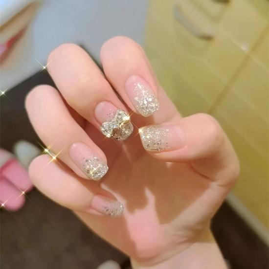 Луксозни изкуствени нокти за маникюр за изящни и стилни дами - модел NK030