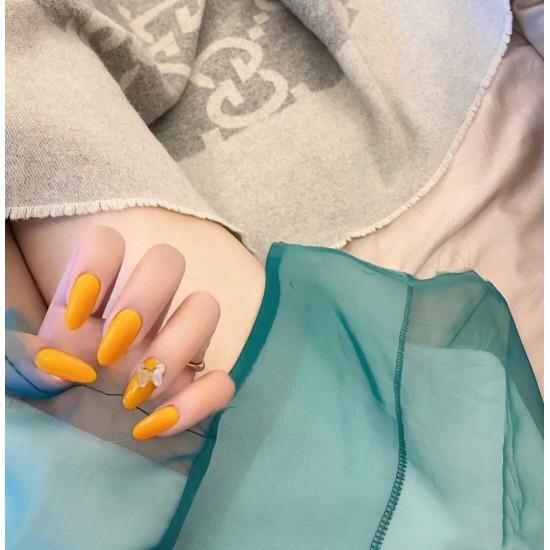 Луксозни изкуствени нокти за маникюр за изящни и стилни дами - модел NK033