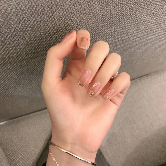Луксозни изкуствени нокти за маникюр за изящни и стилни дами - модел NK044