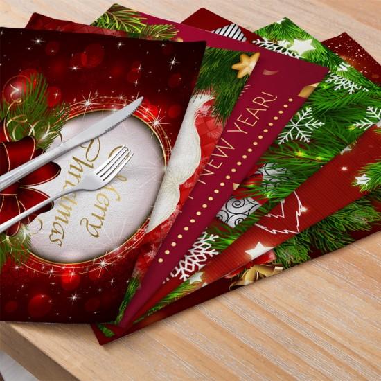 Коледнa подложкa за маса