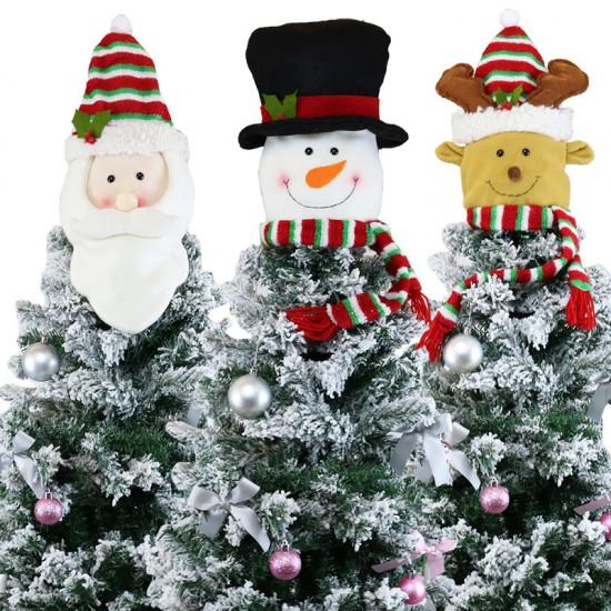 Коледна декорация връх за елха