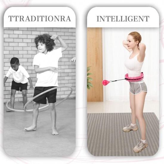 Интелигентен механизиран обръч за финна талия Intelligent Hula Hoop на едро