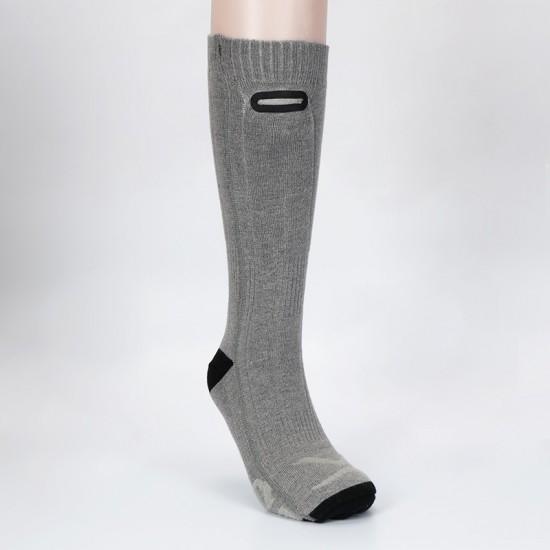 2020г. Ултра смарт зимни затоплящи чорапи с батерии