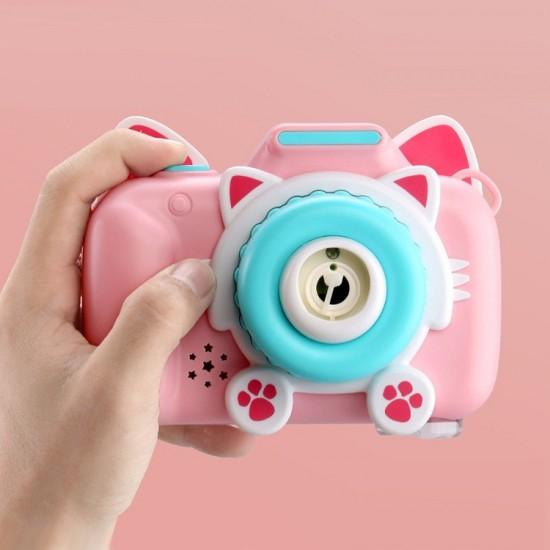 Автоматична играчка за балончета с батерии