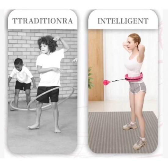 Интелигентен механизиран обръч за финна талия Intelligent Hula Hoop