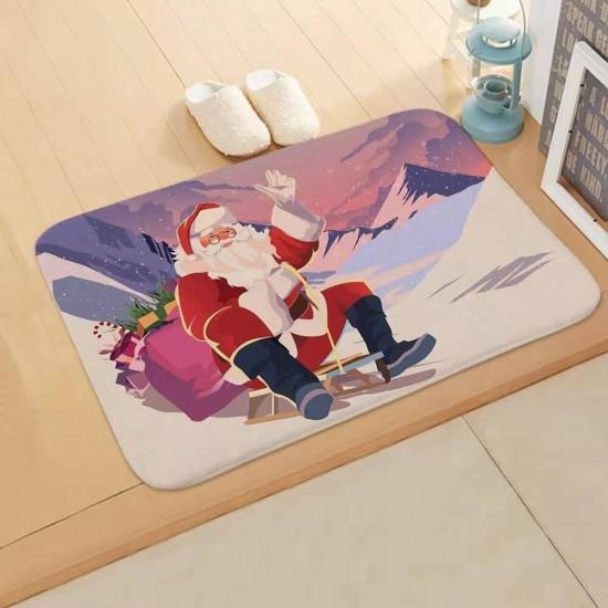 Коледна декорация постелка за врата