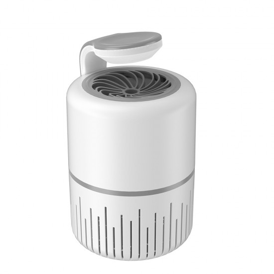 Лампа капан за комари на едро