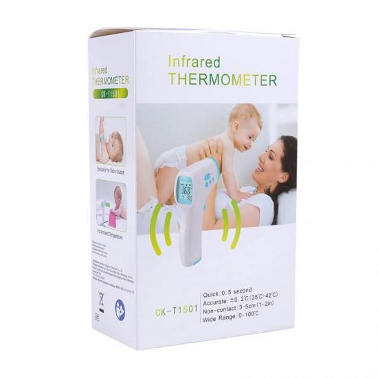 Висококачествен дигитален безконтактен инфрачервен термометър на едро