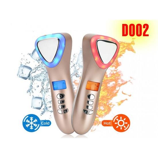 Луксозен уред за грижа за лицето HOT&COOL